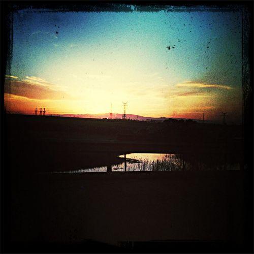 去年暑假,内蒙古?sunset Sunset First Eyeem Photo