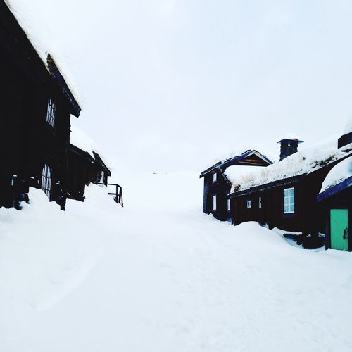 This is proper snow Røros Oslo Shooting With Emma Hardy For Telegraph Mag