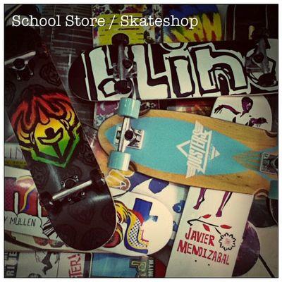 Skate é na School Store Shape ENJOI Superior Blind clichê almost skate cruiser dusters skateboard variedade novidade schoolstore school store core lifestyle urbanwear skateshop boardshop siga followme follow me