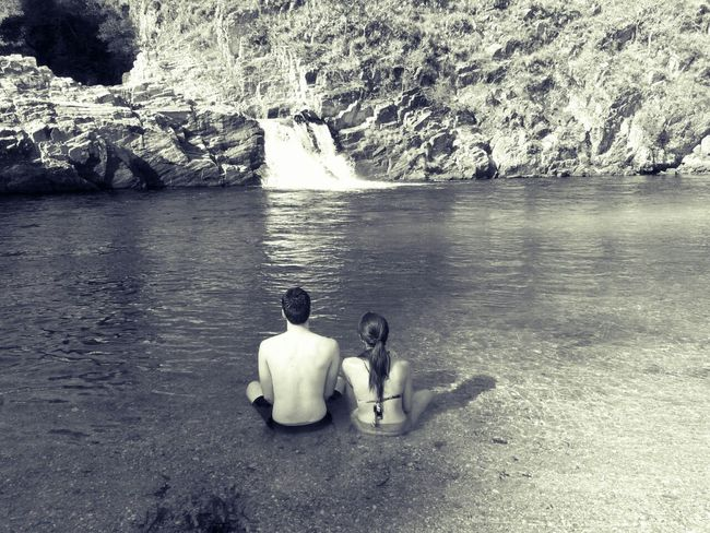 My Boyfriend ❤ Peaceandlove Nature Relaxing Black And White