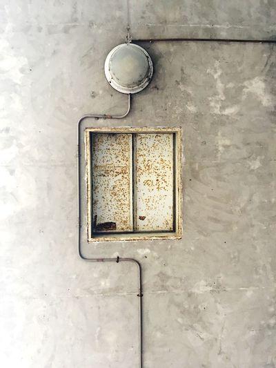 The secret door Iphone6plus IPhoneography Urban City Door Lamp Smart Simplicity