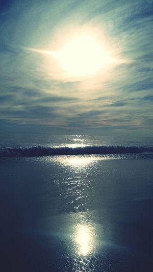 Beach Malibu Water