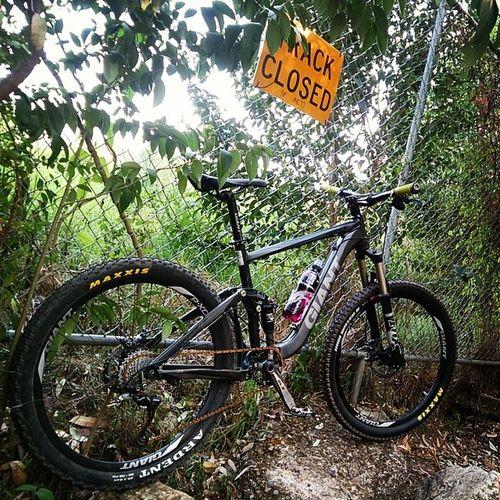 Shhhhhh! Secret track!!! MTB Giantbikes Cycling Instafitness fitness sportagram igaddict