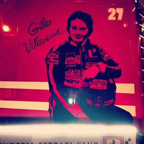 Gilles Villeneuve #ferrari #f1 #monzafest #scuderiaferrari F1 Ferrari Monzafest Scuderiaferrari