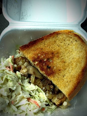 Show Us Your Takeaway! Sandwiches Sandwichphoto Sandwich Time Sandwich To Go Living In America Things I Like Carryout