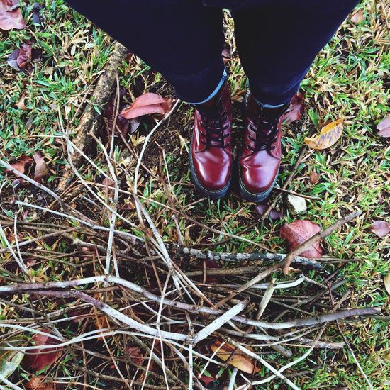 These boots are made for walking. Fashionkilla Ootd Agynessdeyn Drmartens