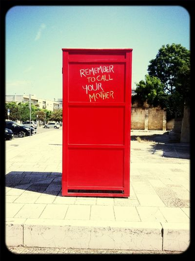 Phone Booth SignSignEverywhereASign Stifanibrothers Lecce