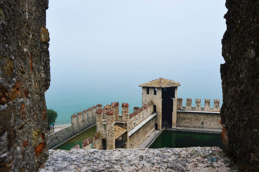 View from Sirmione castle, Italy Architecture Castello Sirmione Castle And Lake Castle And Sea Castle Ruin Castle Sea Castle Sirmione Castle View  Day Garda Lake Gardasee,Italien Italian Italy❤️ Lago Di Garda, Italy Lakeview Medieval Architecture Medieval Castle Medieval Castles MedievalTown Outdoors Scalingeri Sirmione Sirmione Castle Sky View From Castle EyeEmNewHere
