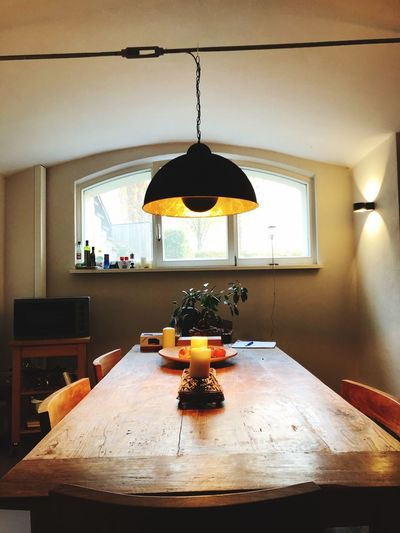 Houses Indoors  Lighting Equipment Illuminated Pendant Light Table Hanging No People Light Seat Electric Light Electric Lamp Ceiling Home Interior Architecture Food And Drink Domestic Room Chandelier Day Absence Home