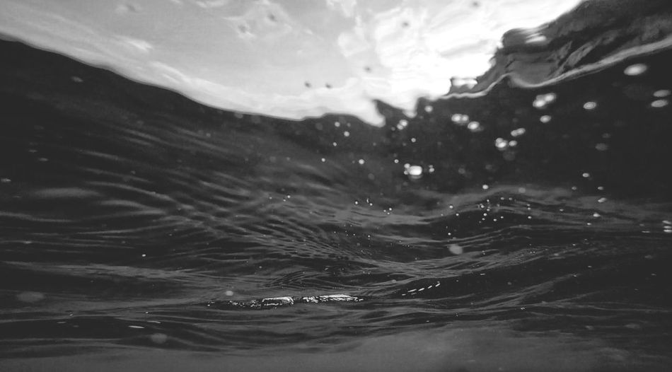 """""""Deep down"""" 