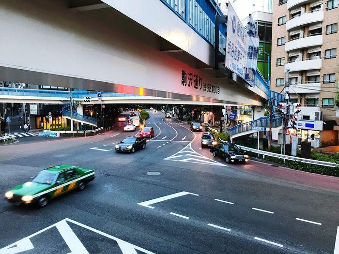 Urban Tokyo