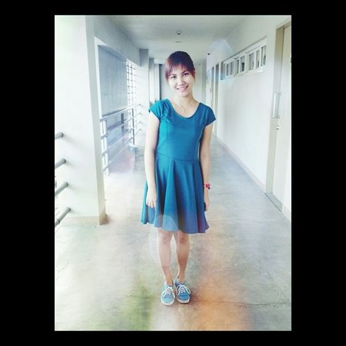 Its a @fourheadsph dress! Hihihi. Follow @fourheadsph for fab yet affordable clothes! ??? Ootd Day2offieldtrip