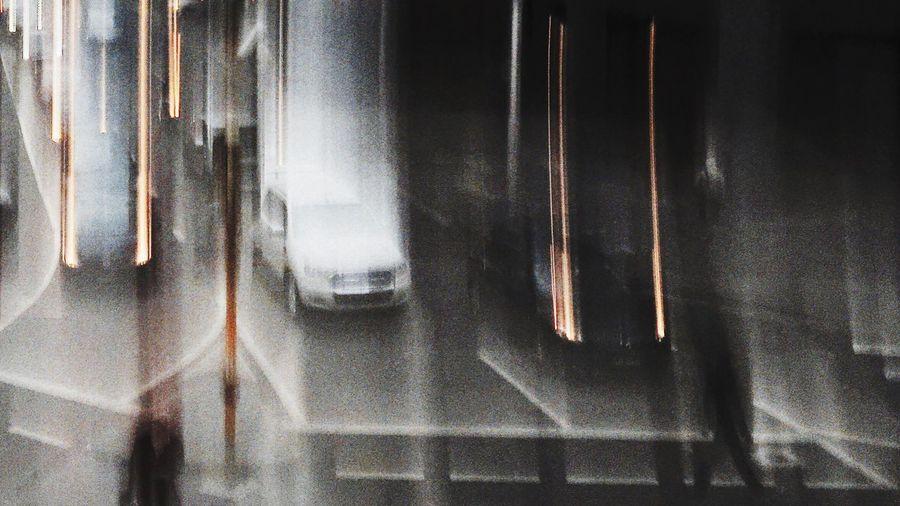 Blurred Motion Sydney Canong1x Urban Landscape
