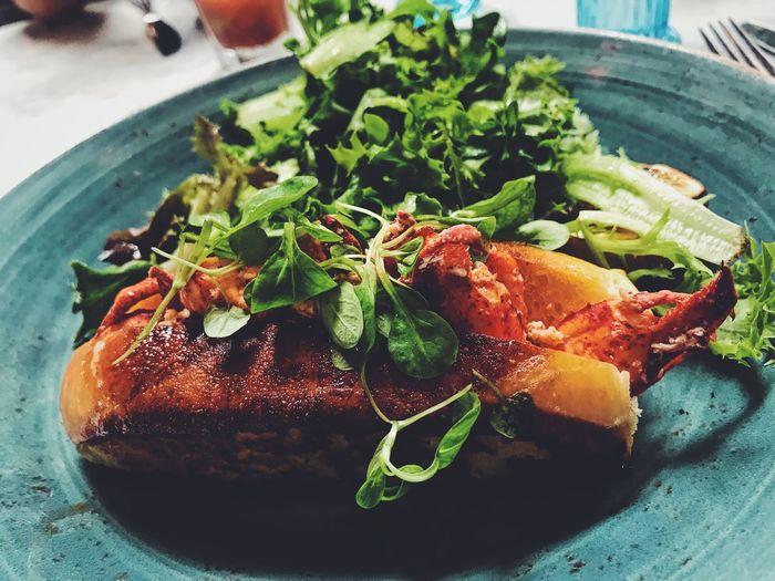 Herringbone - La Jolla, California California Food Brunch La Jolla San Diego Lobster Roll