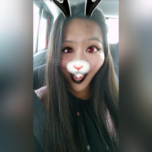 Hhmmmkay Sunday 💕💕💕💕💕💕💕 Selfie Portrait Selfie ♥