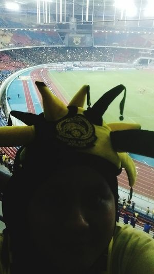Kelip kelip brought to you by Ultras Malaya XD