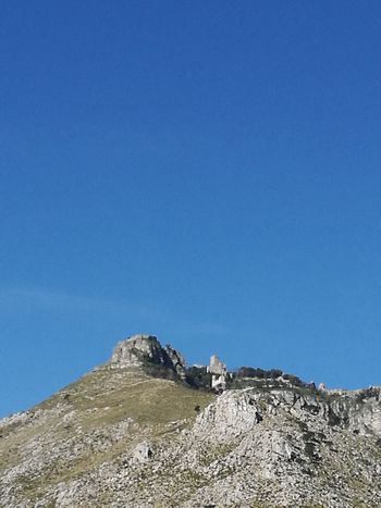 Erice Clear Sky No People