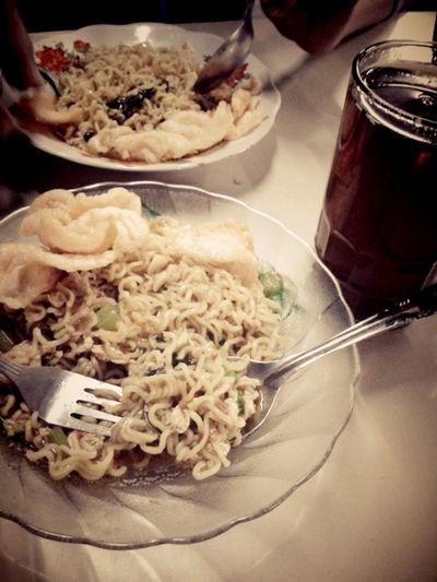 Mie Jawa Yummy♡ love this food ever