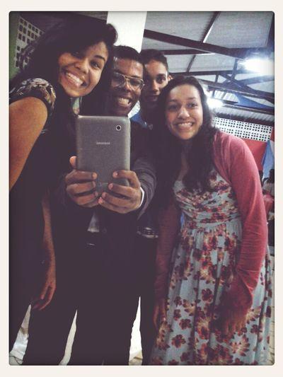 Povo da Church. #SARA15ANOS
