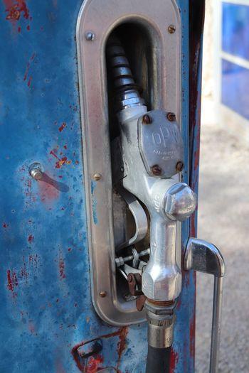 Fuel Pump Route