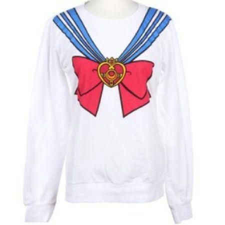 So Ummmmm Yeah I Bought A Sailor Moon Costume Sweater. Geekgirl SailorMoonFiend