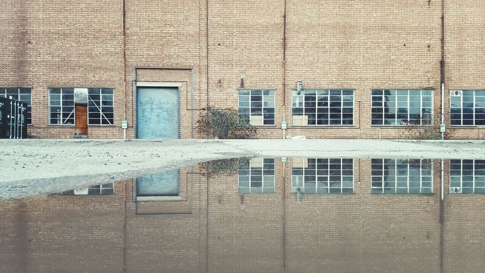 Building Exterior Window Factory Building Factory Industrialbeauty Industrial Building  Industrial Architecture Industrial Area Urban Architecture Urban Minimalism Reflection Water Norwich Puddlereflection Puddlephotography Puddlegram Puddle Photography Puddleporn