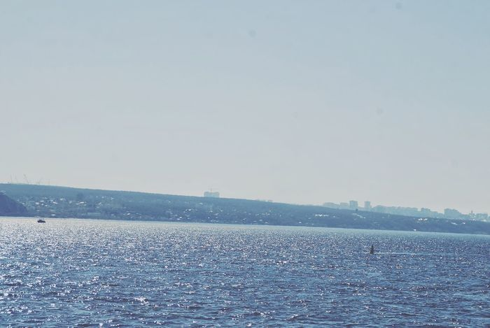 Sea Beach Water Sky Nature Scenics Beauty In Nature Horizon Over Water Outdoors No People Sunset Clear Sky Vacations Travel Destinations Cityscape Day Cold Temperature Winter Wave City Самара Волга Samara Volga Break The Mold Cut And Paste EyeEmNewHere