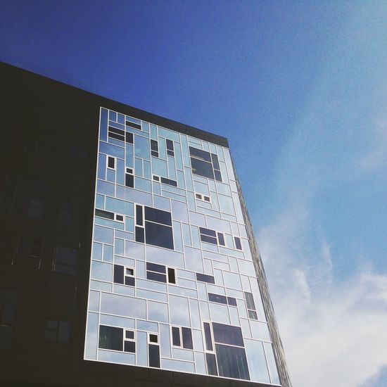 Sorry for spamming, those buildings are just rad Architecture Corners Awesome Architecture Cube Amazing Architecture The Architect - 2015 EyeEm Awards