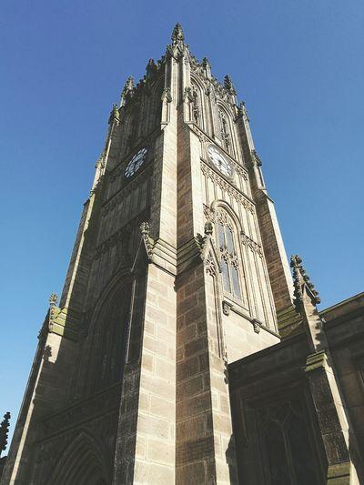 Leeds Minster, West Yorkshire, UK