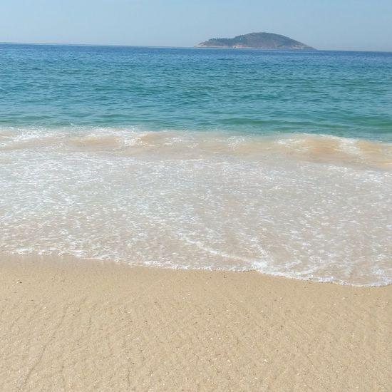 Beach Beauty In Nature Sea Sand Horizon Over Water Sky Day Water Outdoors Nature First Eyeem Photo EyeEmNewHere
