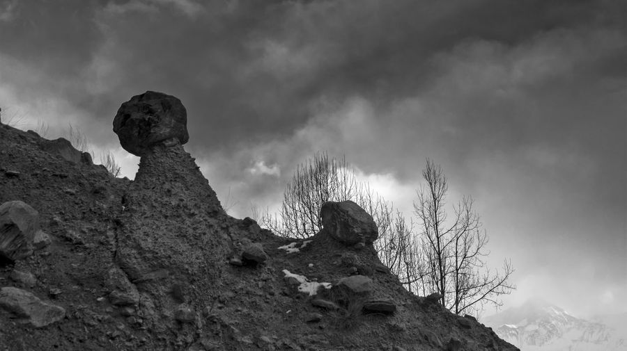 Stones Mountain Sky