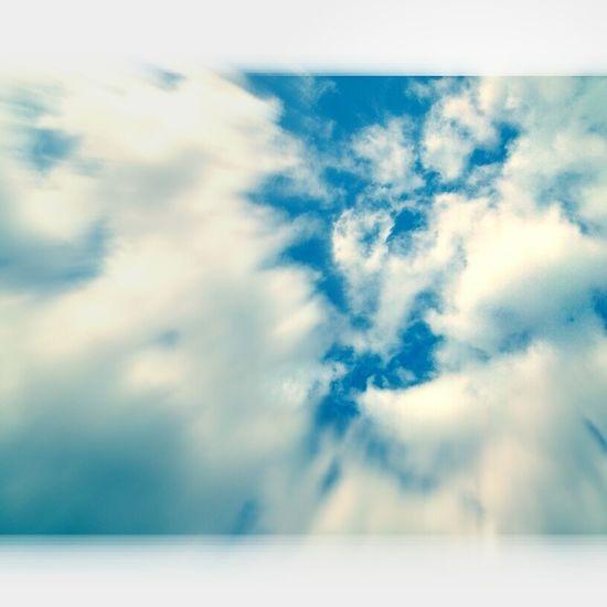 Sky above Kikinda