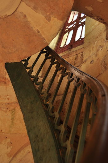 Ancient Brown Circular Circular Stairway Climb Dark Deterioration Historic Historical Historical Building Historical Place History Old Stair Staircase Stairs Window