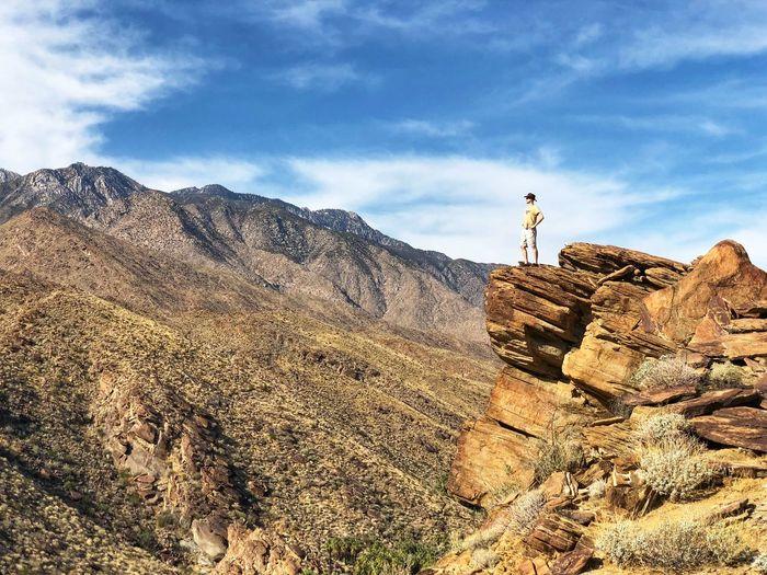 Photo taken in Desert Hills Trailer Park, United States