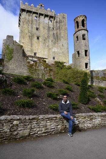 Ireland🍀 Blarney Castle Self Portrait Travel Enjoying Life