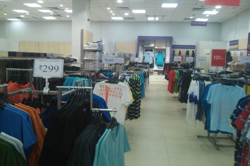 Choice Clothes Consumerism Day Illuminated In A Row Indoors  No People Readymade Retail  Store
