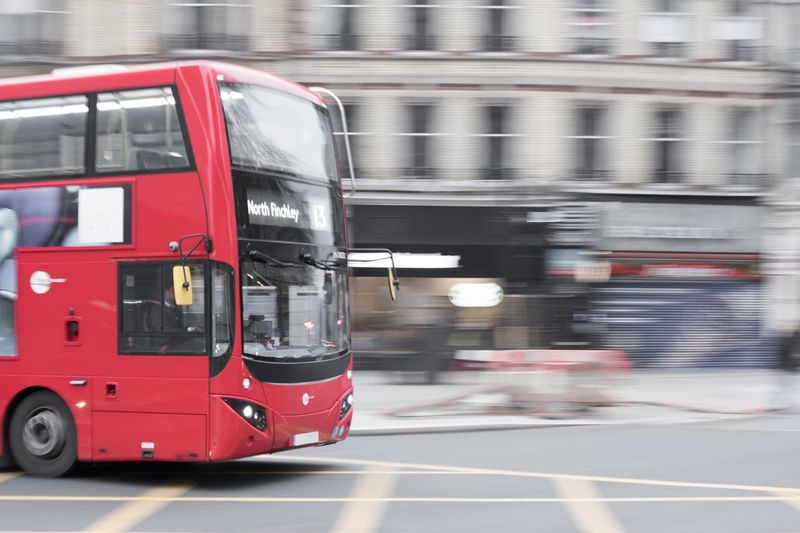 London Bus - Motion Bkur Britain City Bus London Bus London Transportation Mode Of Transportation Motion Land Vehicle Speed Blurred Motion Truck Road Commercial Land Vehicle Red Motor Vehicle City Driving Outdoors on the move