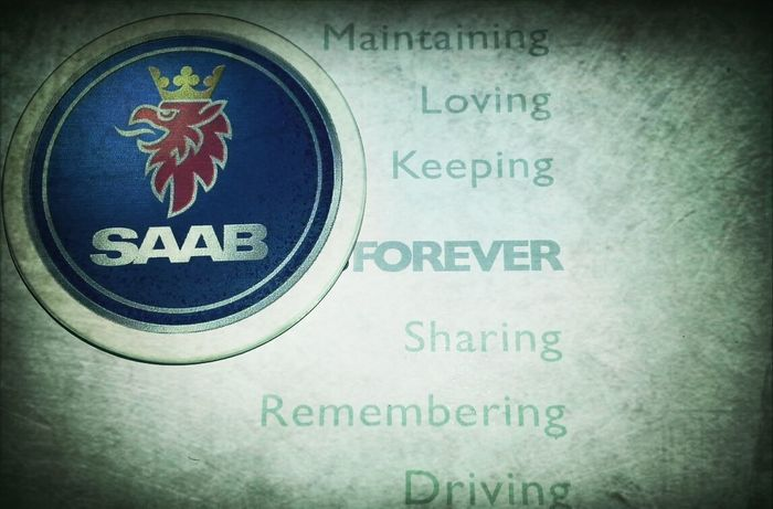SAABFOREVER Filling Up The Tank