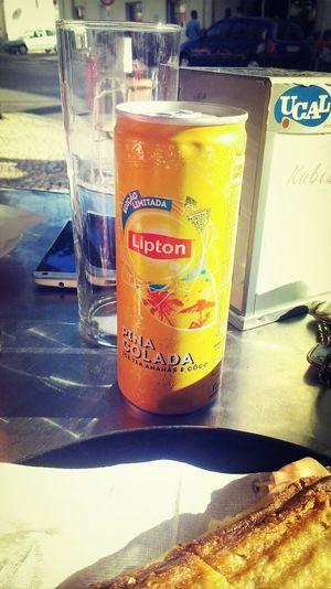 Piñacolada Lipton Refreshing