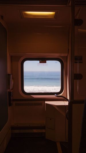 Train Ride to