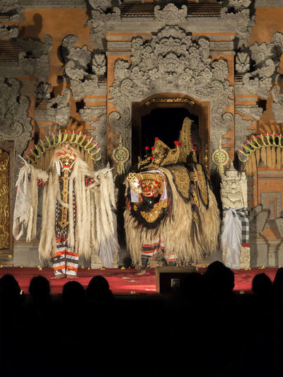 Art Bali Barong Culture Dance Ethnic INDONESIA Performing Arts Theatre Ubud First Eyeem Photo