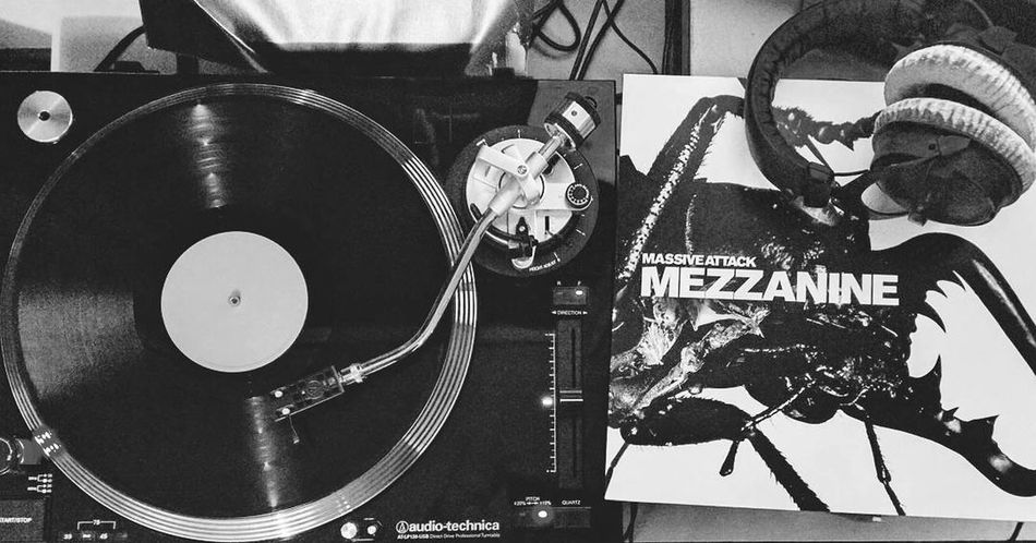 Audiotechnica Massive Attack Beyerdynamic Music Vynil