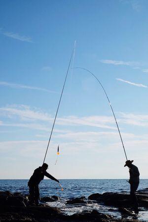 Fishermen Helping Help Collaboration Sunbeam Silhouette Photography Silouette & Sky Silhouette Collection Sillouette Silhouettes Silhouette Silhouette_collection Silhoutte Photography Sea Sea And Sky Seaside Sea View Seascape Sunlight Sea_collection Sea Life Rocky Beach Tangle TangledFX