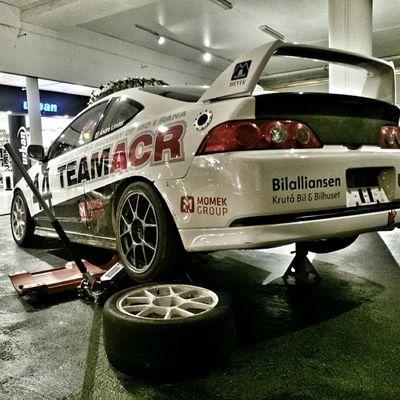 Honda Integra Type R racing teamacr ilovenorway ilovenorway_nordland worldunion wu_norway amfi