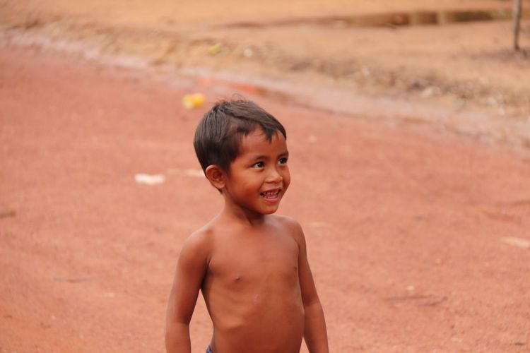 Cambodian Village Cambodian Children Cambodian Culture Child Childhood Boys Real People Lifestyles