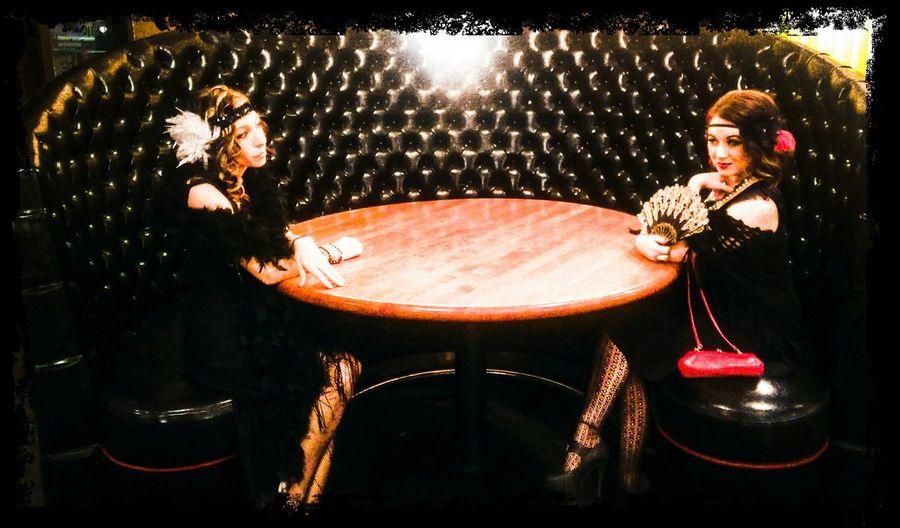 Gatsby Pretty Ladies Splittsville