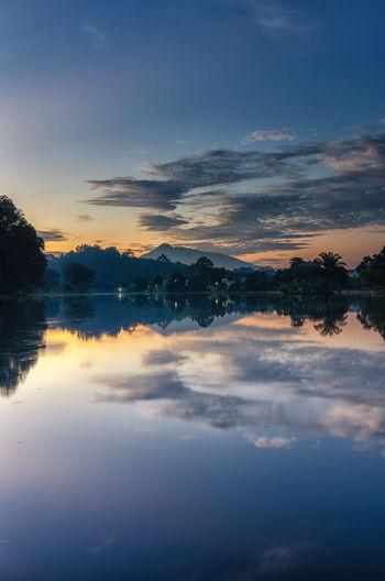 The Silent Lake