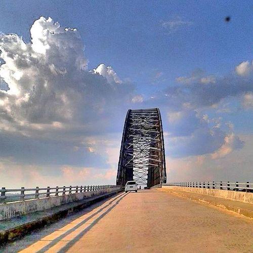 Jembatan Kota Bangun Televisinet Jembatan INDONESIA Brigde Kalimantan Timur