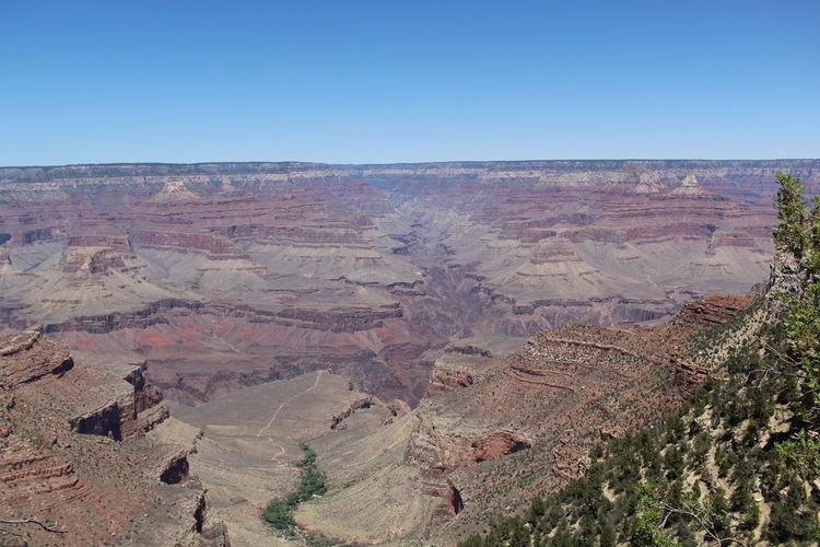 Canyon Canyons America USA National Park Desert Grand Canyon