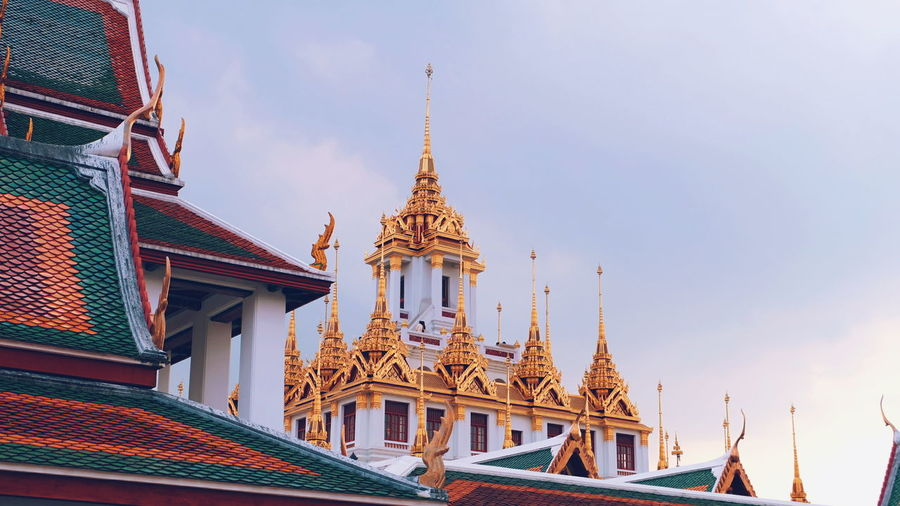 EyeEm Selects Architecture Travel Destinations Gold Temple Thailand